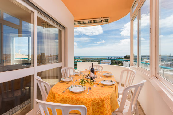 Appartement APP, tweede etage, huren Meia Praia, Lagos, Algarve, Portugal