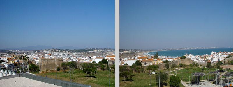 Appartement JPM Uitzicht Dakterras in Lagos, Algarve Portugal