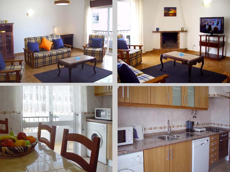 Indeling Keuken Woonkamer : Indeling Keuken Woonkamer : Leuk Appartement voor 4 personen in Lagos