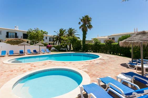 Vakantiehuis Casa JHZ zwembad huren, Fiqueira / Salema, Algarve, Portugal