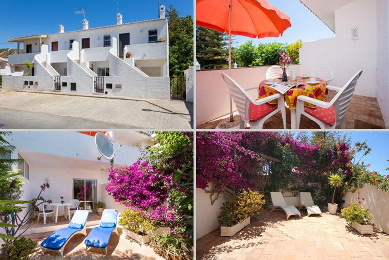 Casa TRP, Townhouse in Praia da Luz, Algarve, Portugal - Composition Views and Terraces