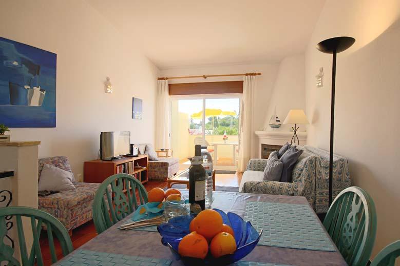 Casa TRP Woonkamer in Praia da Luz, Algarve Portugal