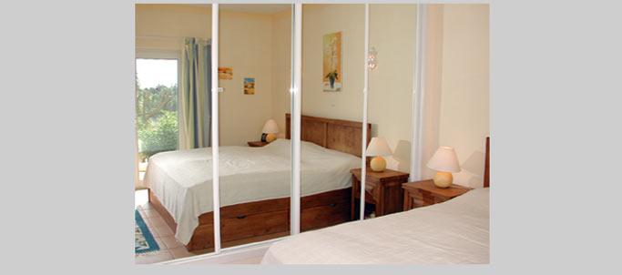 Casa BEA, Vakantiehuis slaapkamer Praia da Luz Algarve Portugal