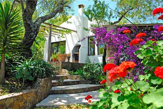 Vakantiehuis Casinha APP, zonder zwembad, Odiaxere Lagos, Algarve, Portugal