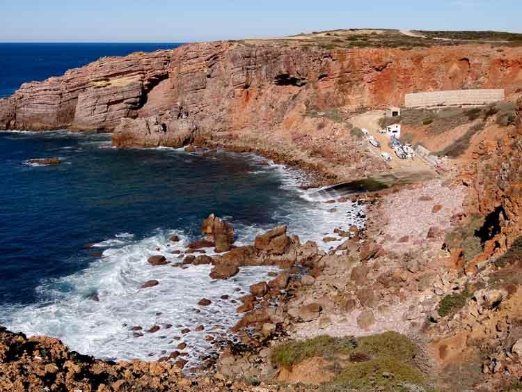 Carrapateira Westkust 10 Henk Bea, Algarve, Portgal