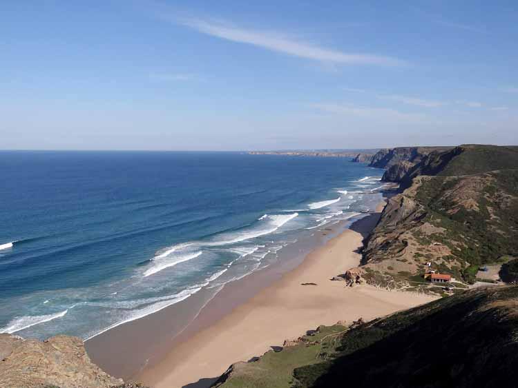 Praia de Castelejo 11 Henk Bea, Algarve, Portgal