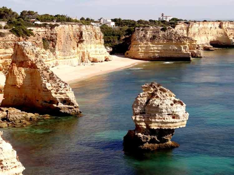 Praia Marinha 9 Henk Bea, Algarve, Portgal
