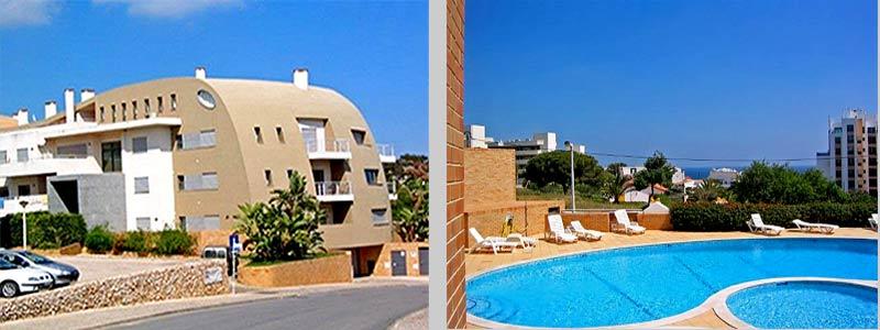 Studio QRD Compositie Buiten in Lagos, Algarve Portugal