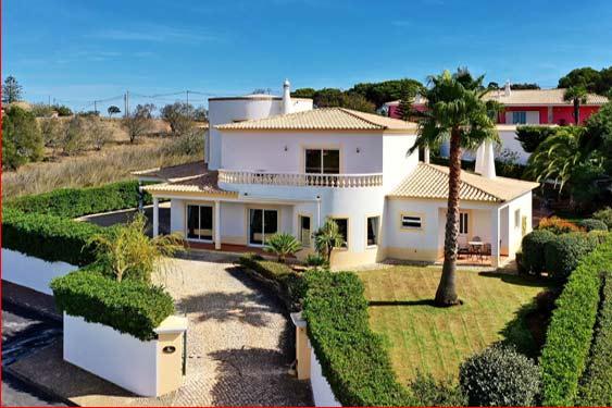 Villa CSB verwarmd zwembad huren, Lagos / Espiche, Algarve, Portugal