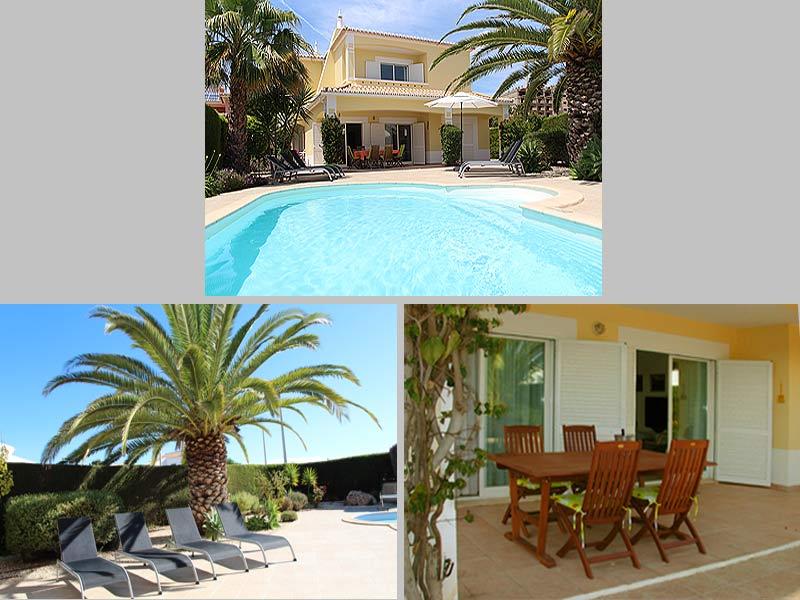 Villa QRD Compositie Terrassen Zwembad, Lagos, Algarve, Portugal