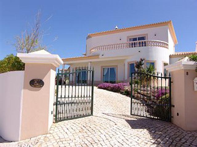 Villa CSB met zwembad in Lagos, Algarve Portugal