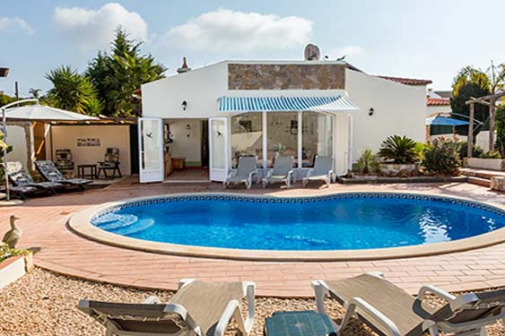 Villa PHL in Lagos, Algarve, Portugal, holiday home with pool for up to 8 people for rent