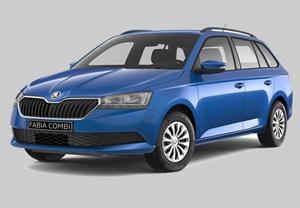 Auto verhuur/huur Groep D met Airco maximaal 5 personen, Algarve Portugal