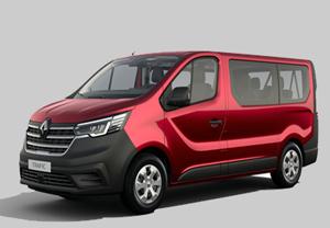 Auto verhuur/huur Groep F met Airco maximaal 9 personen, Algarve Portugal