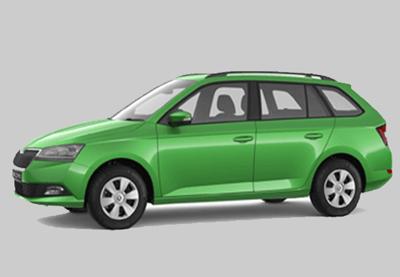 Auto verhuur/huur Groep D Staion met airco maximaal 5 personen, Lissabon Portugal