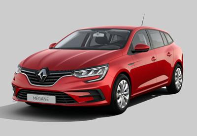 Auto verhuur/huur Groep F1 Autmaat met airco maximaal 5 personen, Lissabon Portugal