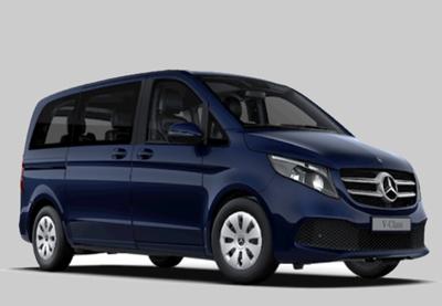 Auto verhuur/huur Groep V Luxe Automaat met airco maximaal 8 personen, Lissabon Portugal